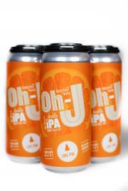 Lone Pine Oh-J Double IPA