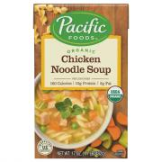 Pacific Natural Foods Organic Chicken Noodle Soup