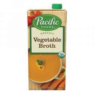 Pacific Natural Foods Organic Vegetable Broth