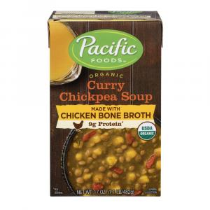 Pacific Foods Organic Curry Chickpea Soup
