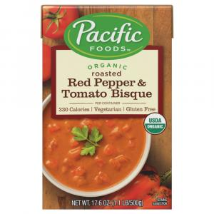 Pacific Natural Foods Organic Roasted Pepper & Tomato