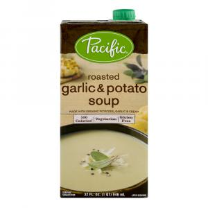 Pacific Natural Foods Garlic & Potato Soup