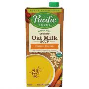 Pacific Foods Organic Creamy Oat Milk Cumin Carrot Soup