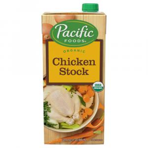 Pacific Natural Foods Organic Chicken Stock