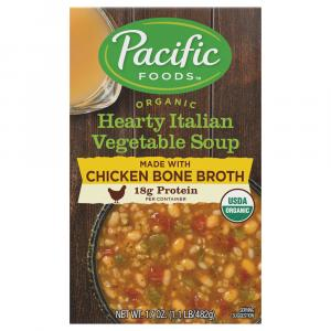 Pacific Foods Organic Hearty Italian Vegetable Soup