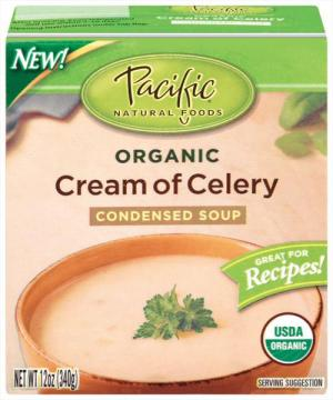Pacific Cream Of Celery Condensed Soup