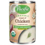 Pacific Natural Foods Organic Cream of Chicken Soup