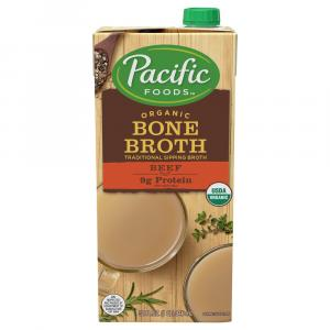 Pacific Foods Organic Beef Bone Broth