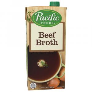 Pacific Natural Foods Beef Broth