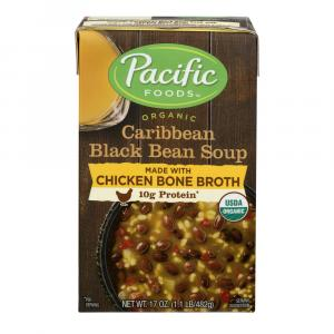 Pacific Foods Organic Caribbean Black Bean Soup