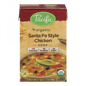 Pacific Natural Foods Organic Santa Fe Style Chicken Soup
