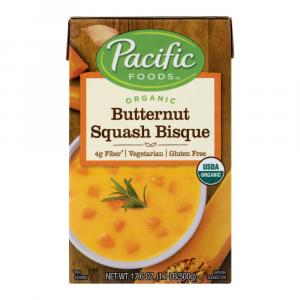 Pacific Natural Foods Organic Butternut Squash Bisque