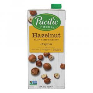 Pacific Natural Foods Original Hazelnut Nut Beverage