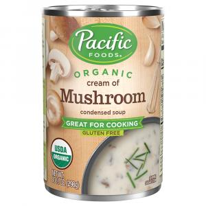 Pacific Natural Foods Organic Cream of Mushroom Soup