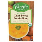 Pacific Natural Foods Thai Sweet Potato Soup