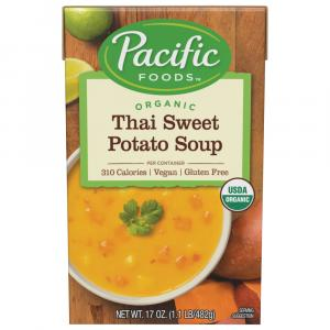 Pacific Natural Foods Thai Sweet Potato Soup