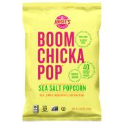 Angie's Boom Chick-a-Pop Sea Salt Popcorn