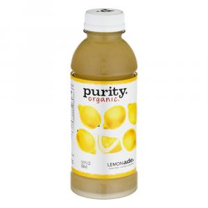 Purity Organic Lemonade Juice Drink