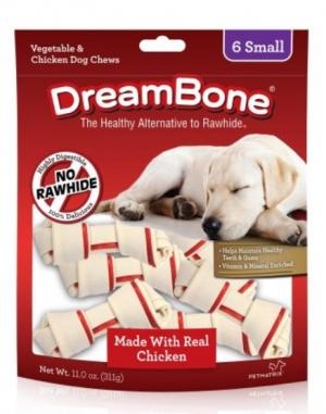 Dream Bone Vegetable & Chicken Dog Chews
