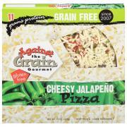 Against The Grain Gourmet Cheesy Jalapeno Pizza Gluten Free