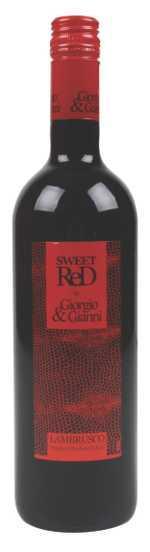 Giorgio & Gianni Sweet Red Lambrusco