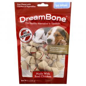 Dream Bone Chicken Mini Treats