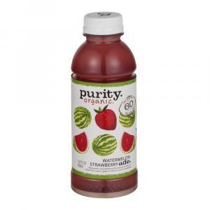 Purity Organic Watermelon Strawberry Ade