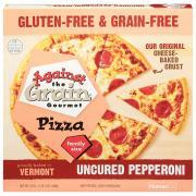 Against The Grain Gourmet Pepperoni Pizza