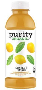 Purity Organic Iced Tea & Lemonade Juice Drink