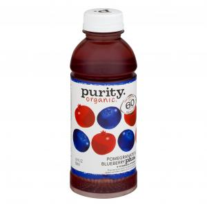 Purity Organic Pomegranate And Blueberry Plus