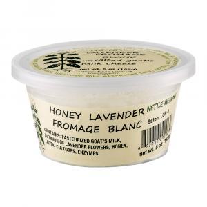Nettle Meadow Honey Lavender Goat Cheese