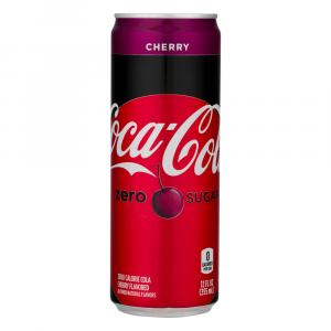 Coca-cola Cherry Zero Sugar