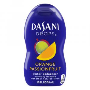 Dasani Drops Orange Passionfruit