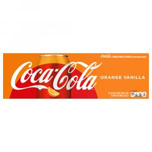 Coca-Cola Orange Vanilla