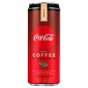 Coke with Coffee Vanilla Zero