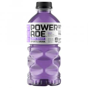 Powerade Zero Grape Sports Drink