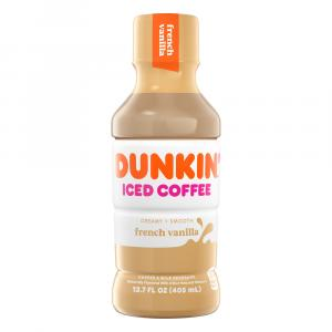 Dunkin' Donuts French Vanilla Iced Coffee