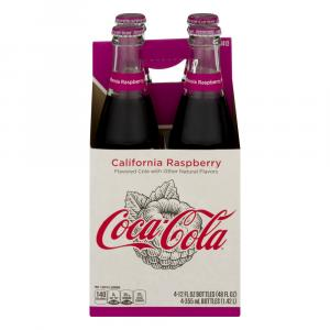 Coke Origin California Raspberry