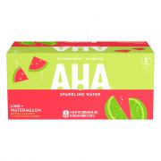 AHA Sparkling Water Lime and Watermelon