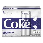 Diet Coke Blueberry Acai