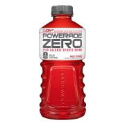 Powerade Zero Fruit Punch