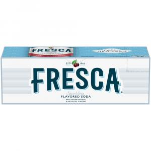 Fresca Black Cherry Soda