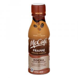 Mccafe' Frappe Mocha Iced Coffee