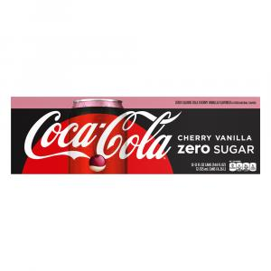 Coca-Cola Cherry Vanilla Zero