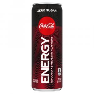 Coke Energy Zero Sugar