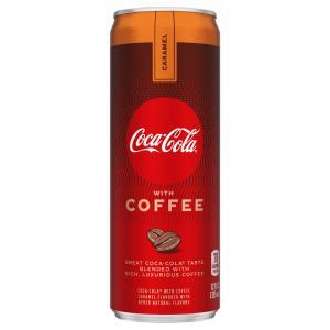 Coke with Coffee Caramel