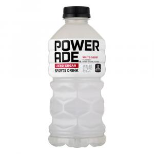 Powerade Zero White Cherry Sports Drink