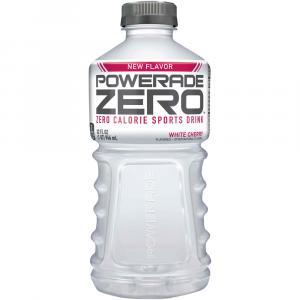 Powerade Zero White Cherry