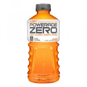 Powerade Zero Calorie Orange Sports Drink