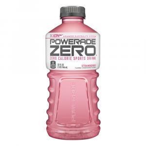 Powerade Zero Strawberry